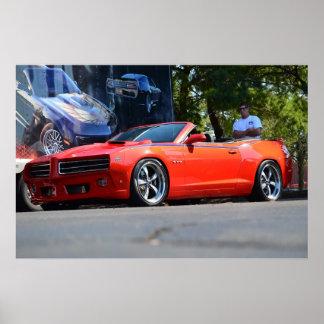 Pontiac GTO domare 2012 Poster