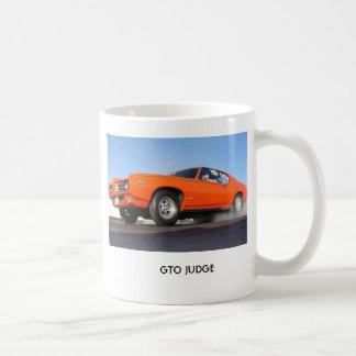 pontiac-gto-domare GTO-DOMARE Kaffemugg