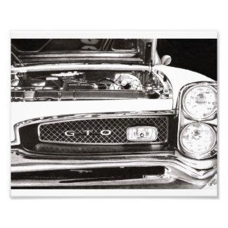Pontiac GTO Fototryck