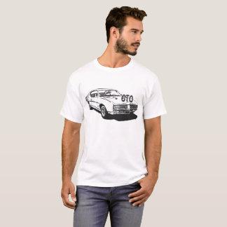 Pontiac GTO T-tröja T-shirt