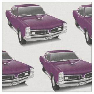 Pontiac GTO tyg