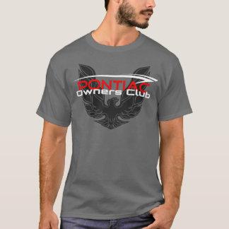PontiacOwnersClub Firebird Tee Shirt