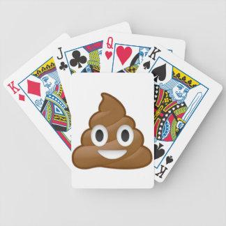 Poopemoji Spelkort