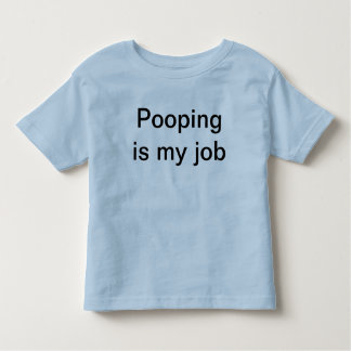 pooping är min sak tshirts