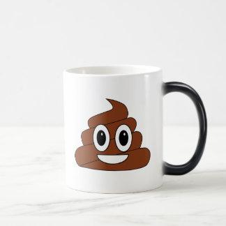 PoopSmiley Kaffe Kopp