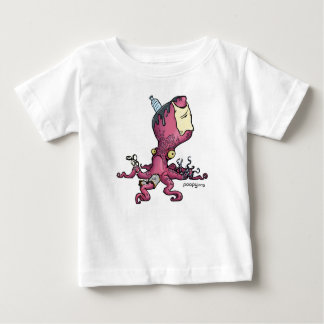 poopy bläckfiskungar tröja