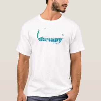 poopy t-skjorta för terapihängning 10 tee
