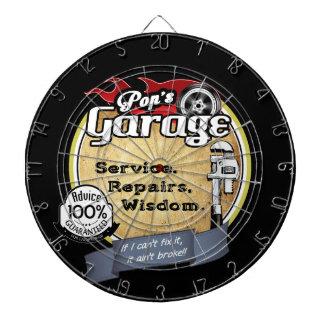 Pop garage darttavla