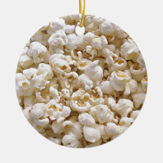 Popcorn Julgransprydnad Keramik