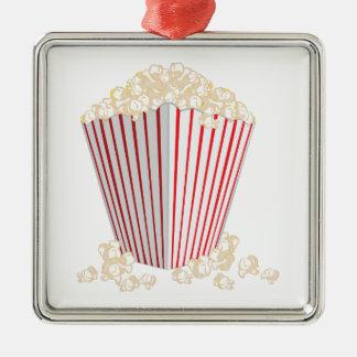 Popcorn Julgransprydnad Metall