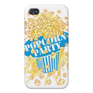 POPCORN_PARTY iPhone 4 HUD