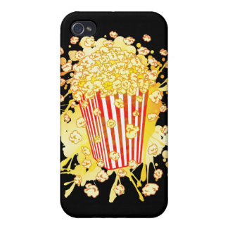 POPCORN_PARTY iPhone 4 SKAL