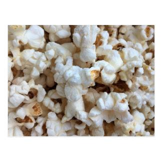 Popcornfoto Vykort