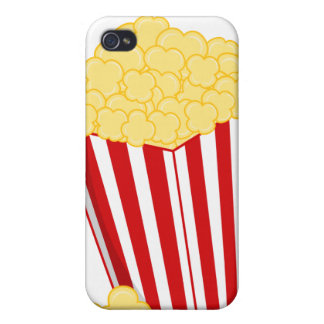 Popcorniphone case iPhone 4 hud
