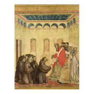 Pope Oskyldig III Vykort