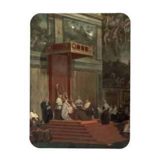 Pope Pius VII (Luigi Barnaba Chiaramonti) (1742-18 Magnet