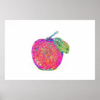 Popkonst Sparkling Apple Poster
