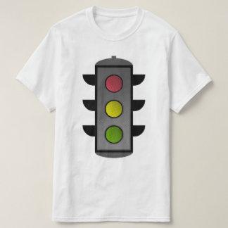 Popkonsttrafikljus Tee Shirts