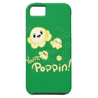 Poppin Popcorn iPhone 5 Cases