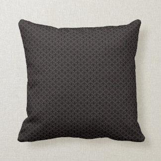 Populärt för svart för vårnaturbrunt kudder kudde