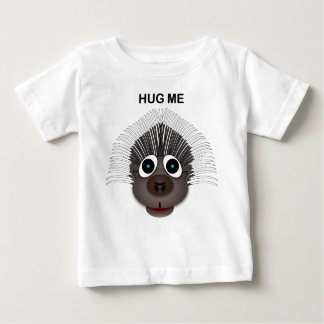 Porcupine - fin Jersey för baby T-tröja Tee