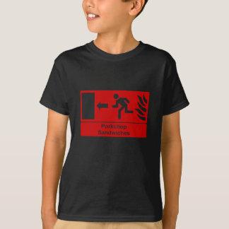 Porkchop smörgåsar t-shirt