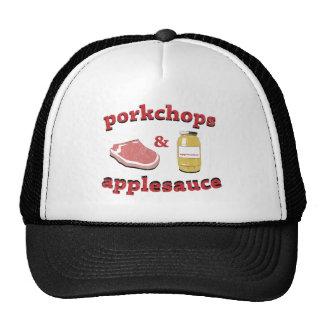 porkchops & applesauce keps