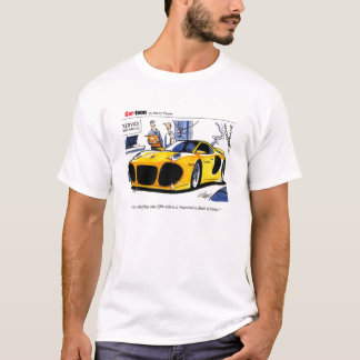 Porsche 911 Turbo T Shirts