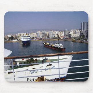 Port av Piraeus, Athens Musmatta