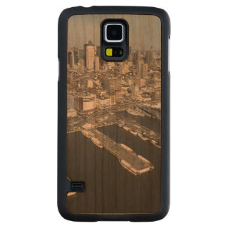 Port i New York City Cherry Galaxy S5 Slim Case