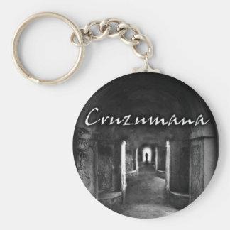 Porta-chaves Cruzumana Rund Nyckelring