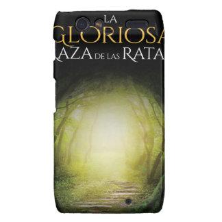 """Portada del libro """"La Gloriosa Raza de las Ratas Razr Fodral"""