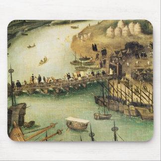 Porten av Seville, c.1590 Musmatta