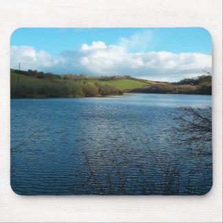 Porth behållarNr Newquay Cornwall England vinter Musmatta