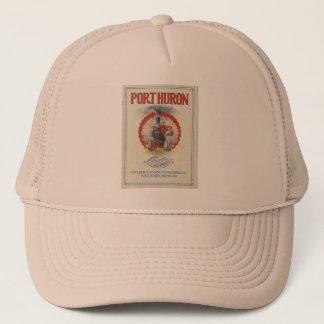 PortHuron hatt Truckerkeps