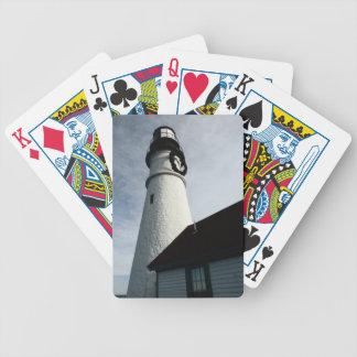 Portland billykta spelkort