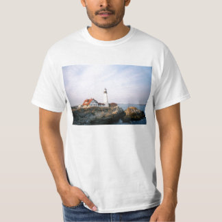 Portland billyktafyr i Maine Tee Shirt