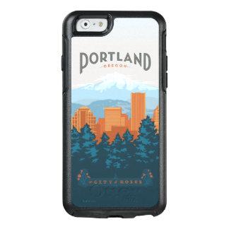 Portland, ELLER OtterBox iPhone 6/6s Skal