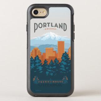 Portland, ELLER OtterBox Symmetry iPhone 7 Skal