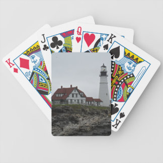 Portland Head fyr, Maine Spelkort