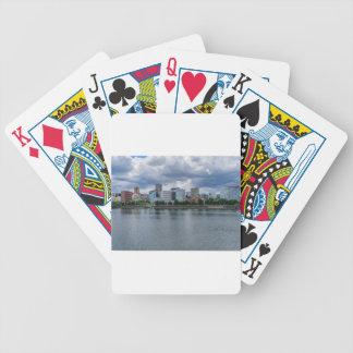 Portland horisont spelkort