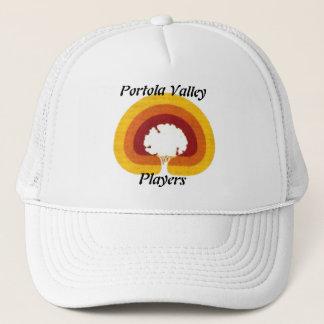 Portola Valley spelare Truckerkeps