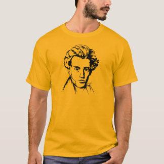 Portra för Soren Kierkegaard T-shirt