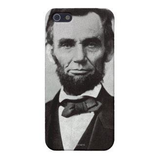 Porträtt av Abe Lincoln 2 iPhone 5 Cover