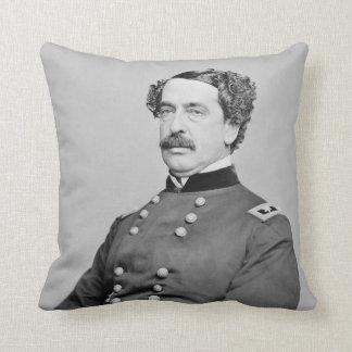 Porträtt av Abner Doubleday av Mathew B. Brady Kudde