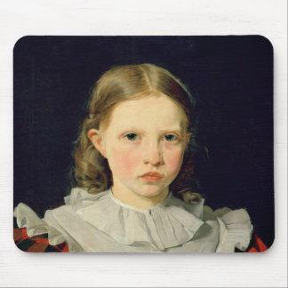 Porträtt av Adolphine Kobke 19th Juni 1832 Musmatta
