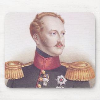 Porträtt av Alexander mig Musmatta
