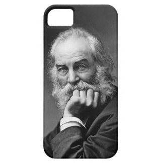 Porträtt av amerikanpoeten Walt Whitman iPhone 5 Cases