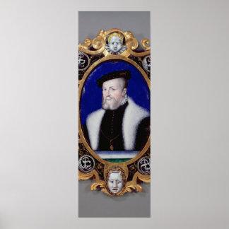 Porträtt av Anne, första hertig av Montmorency Poster
