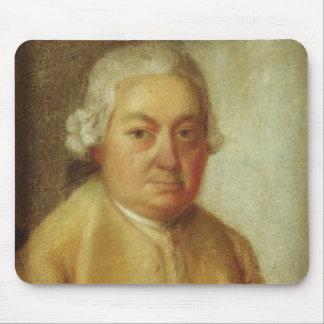 Porträtt av Carl Philipp Emanuel Bach, c.1780 Musmatta